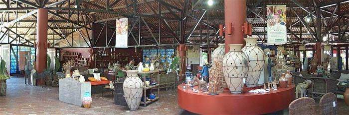 Artesanato Com Garrafa Pet Passo A Passo ~ Guia Viajante Atrações Centro de Artesanato do Ceará (Ceart)